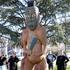 HBT14276108 Ngati Kahungunu ki Heretaunga Kapa Haka performance. Photograph: Paul Taylor