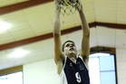 Former Tauranga Boys' College basketball player Ashton McQueen is in fine early-season form for the Tauranga City Mariners. Photo / George Novak