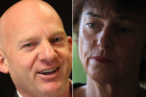 "Jamie Whyte says Dame Susan Devoy's criticism of his ""racial equality"" comments is interference in election year politics. He's called for her to resign. Photo / NZ Herald"