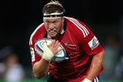 Wyatt Crockett's work this season with the Crusaders has won the approval of the All Blacks selectors. Photo / Getty Images
