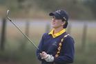 Whakatane golfer Zoe Brake is excited about representing New Zealand later this year. Photo / John Borren