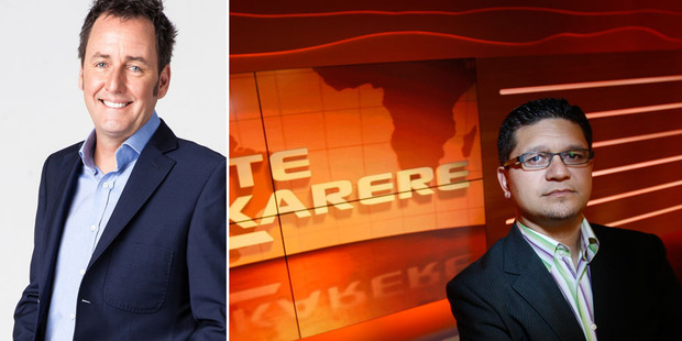Shane Taurima's actions were far from presenting news and having an opinion, says Mike Hosking.