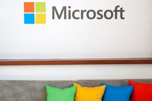 Regulators may start a probe into Microsoft's possible monopoly in China's operating system market, according to a news website. Photo / AFP