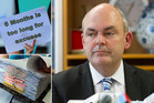 Steven Joyce has announced that the Government will take almost complete control of the troubled Novopay system.