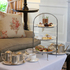 High tea is served at the resort. Photo / Supplied