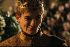 A scene from the Game of Thrones bloopers reel shown at Comic Con. Photo/YouTube