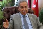 Turkey's Deputy Prime Minister Bulent Arinc. Photo / AFP