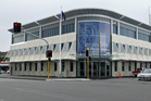 The woman drove straight to Whangarei Police Station, pictured, after an attempted carjacking but says she was told to ring 111 instead. Photo / file