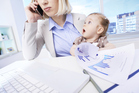 Experts warn mothers that they shouldn't hurry back to work. Photo / Thinkstock