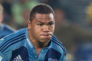 Blues No 8 Peter Saili.