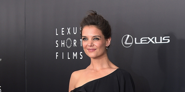 Actress Katie Holmes. Photo / Getty Images