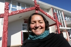 FIGHTING FOR EQUALITY: Marama Fox Maori Party candidate for Ikaroa Rawhiti. PHOTO/FILE