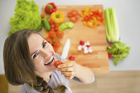 Cutting your stress and improving what you eat is important for your overall well-being. Photo / Thinkstock