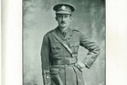 Hugh Montagu Butterworth's messages from the Western Front were published in a book.