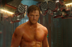 Chris Pratt focused his preparation for Guardians of the Galaxy on getting his body right.