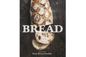 Bread by Dean Brettschneider. Photo / Aaron McLean
