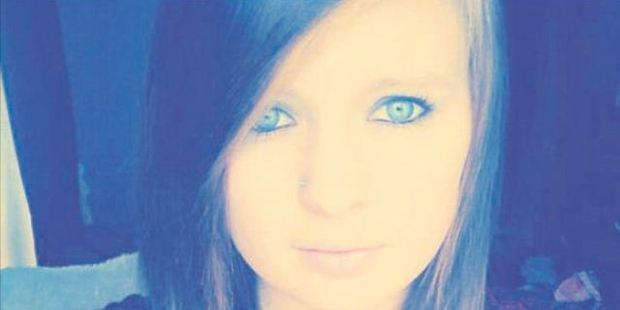 Jasmine Clothier died when the car she was a passenger in was in a collision with another car on SH29.