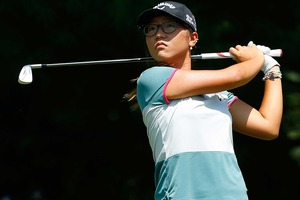 New Zealand's Lydia Ko. Photo / Getty Images