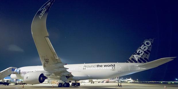 The Airbus A350 XWB