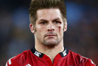 Richie McCaw looked markedly down. Photo / Getty Images