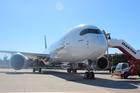 An Airbus A350XWB.