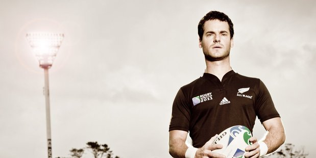 LA-based Kiwi actor David de Lautour was stoked to land the role of former All Black Stephen Donald in The Kick.