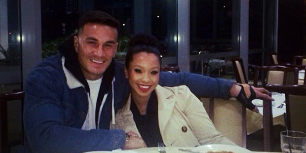 Parents-to-be Sonny Bill Williams and wife Alana Raffie plan to be based in New Zealand.