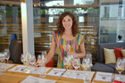Christina Pickard from Perth's School of Wine. Photo / In-Situ Photography