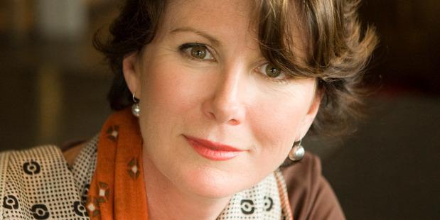 New Zealand writer Fiona Sussman.