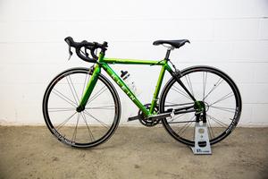 Klein road bike. Photo / Babiche Martens.