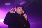 Kim Dotcom. Photo / Norrie Montgomery