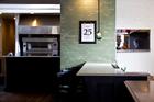 Interior of Prego. Photo / Babiche Martens.