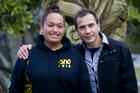 Pinepine Savage says she turned her life around with the help of sports tutor Warwick Godfery. Photo / Christine Cornege