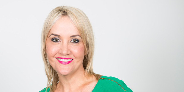 Saucy minx and Auckland Central MP, National's Nikki Kaye, 34