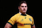 Wallabies hooker Nathan Charles has cystic fibrosis. Photo / Getty Images