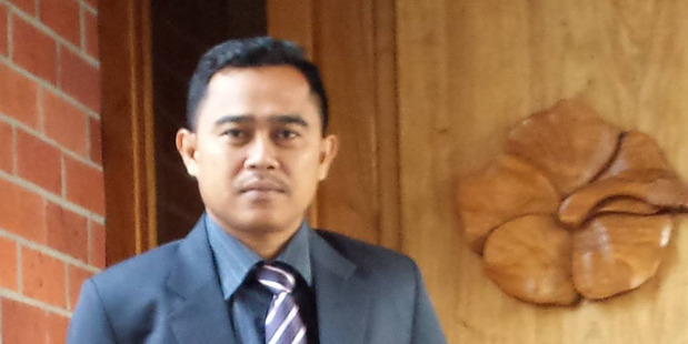 Muhammad Rizalman Ismail.