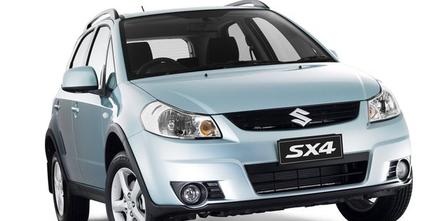 The Suzuki SX4 carries out all the basic tasks well.