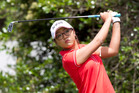 With her next major appearance only a week away, Lydia Ko has made a steady start at the LPGA Classic in Grand Rapids, Michigan. Photo / Natalie Slade.