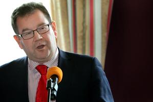 Labour MP Grant Robertson. Photo / APN