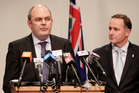 PM John Key supports the deal as long as the correct processes are followed and Economic Development Minister Steven Joyce has accused Labour of xenophobia in opposing the deal. Photo / NZ Herald