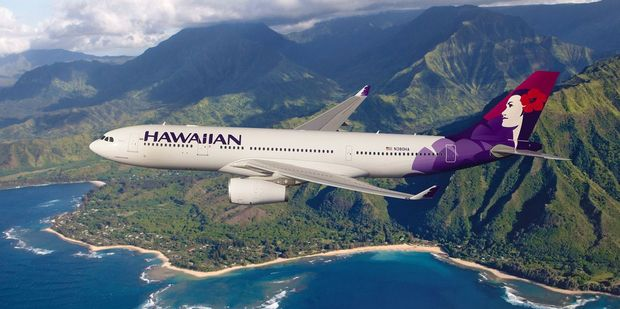 Hawaiian Airlines Airbus A330.