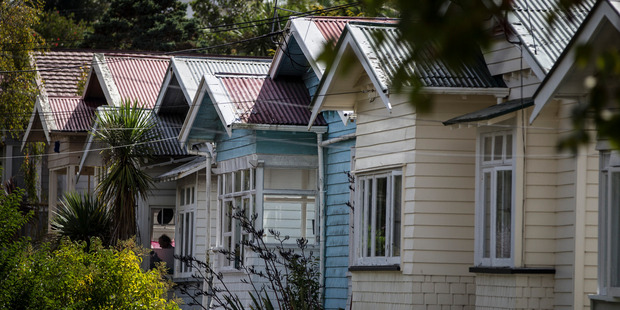 Property investors are disadvantaged by the NZ tax system, says Andrew Bruce. Photo / Michael Craig