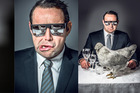 Mike Van de Elzen is opening Boy & Bird, a chicken restaurant, at the end of the month. Pictures / Babiche Martens.