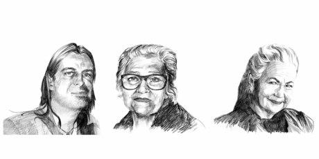 Dayne Johnston - Zambesi; Elisabeth Findlay - Zambesi; Margi Robertson - NOM*D. llustrations / Andrew Louis.