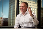 New MediaWorks group chief executive Mark Weldon's background is in the capital markets. Picture / Natalie Slade