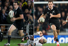 Ben Smith and Israel Dagg are the two options at fullback for the opening Bledisloe Cup test. Photo / Getty Images