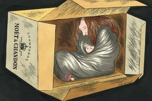 Illustration / Anna Crichton