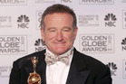 Robin Williams. Photo / Getty Images
