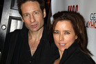 David Duchovny and Tea Leoni have finalised their divorce. Photo/Getty