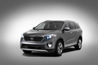 The new Sorento follows an evolution of the styling seen in the previous model. Photos / Supplied
